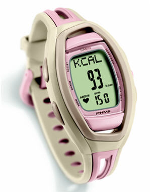 montre cardio casio